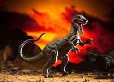 Revell 06474 - 1/13 Dinosaur - Allosaurus - Complete Set - New