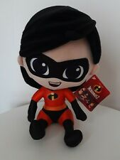 BNWT NEW Disney Pixar The Incredibles Violet Parr soft toy plush doll