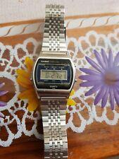 Casio 60QS-20 1970's vintage digital wristwatch.
