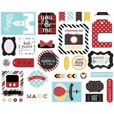 Echo Park Paper Magical Adventure Ephemera Cardstock Die-Cuts - 338246