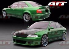 "1996-2001 AUDI A4 AVS STYLE FULL BODY KIT ""AIT RACING ORGINAL PRODUCT"" 4PC KIT"
