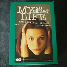 My So-Called Life [1994] Complete (5 Dvd, 2002) Claire Danes Jared Leto Used E79