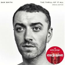 Sam Smith The Thrill of It All Target Exclusive Audio CD NEW