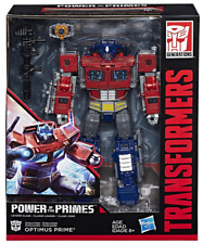 Transformers Generations Power of The Primes Optimus Prime Figure Hasbro 2017