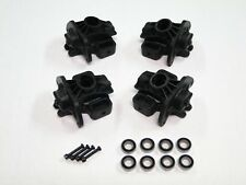 NEW HPI SAVAGE X 4.6 RTR Hubs Knuckles x4 + Bearings XL 5.9 SS FLUX OCTANE HXR21