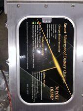 Smart Waterproof Battery Charger 36volt 18amp