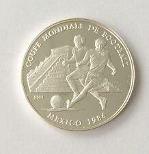 Kongo Congo 1000 Francs 2001 Fußball WM Mexiko 1986. 446Y