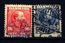 DENMARK - DANIMARCA - 1904-1906 - Re Cristiano IX