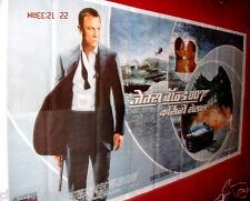 "CASINO ROYALE 007 JAMES BOND 52"" X 106""SIX SHEET POSTER"