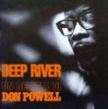 DON POWELL - DEEP RIVER  PCC  CS 0153 LP 1968  IT