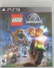 LEGO Jurassic World (Sony PlayStation 3, 2015) (4794-SM55)