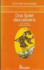 (Tarot) Leuenberger: Das Spiel des Lebens  (mit Abb.)    1984