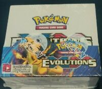 Pokemon TCG 2016 XY Evolutions Booster Box (Factory Sealed)