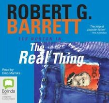 The Real Thing by Robert G. Barrett (CD-Audio, 2015)