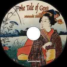The Tale of Genji - Unabridged MP3 CD Audiobook in paper sleeve