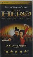 PSP Jet Li Hero UMD PSP Movie Portable Video 2005