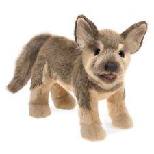 Folkmanis High Quality Domestic Animal Puppets (German Shepherd Puppy)