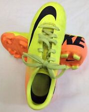 NIKE Jr. Men's Mercurial Victory IV FG Soccer Cleats Shoes Sz 1 Y