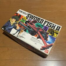 Cowboy Bebop model kit : Swordfish (made in Japan)