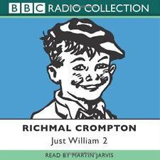 Just William: Volume 2 New Audio CD Book Richmal Crompton, Martin Jarvis