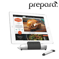 Prepara Iprep Tablet Stand Tablet Holder White(Tablet NOT INCLUDED) 76090 PI