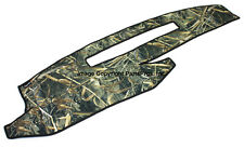 NEW Realtree Max-5 Camo Camouflage Dash Mat Cover / FOR 1988-94 CHEVY GMC TRUCK