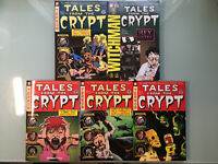 Tales from the Crypt Papercutz Lot (5 Graphic Novels)