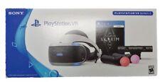 Sony PlayStation VR Headset VR Worlds Bundle CUH-ZVR2 (711719513209) JSV3