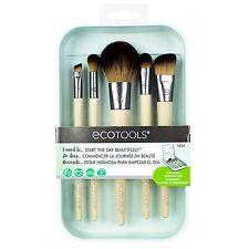 EcoTools Makeup Brushes Start The Day Beautifully Kit Gift Set