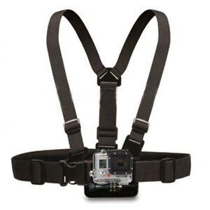 Brustgurt für GoPro Hero 6 7 8 9 Go Pro Montage Brust Gurt Action Cam Cams Chest