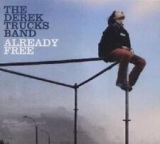 "Derek Trucks Band ""already free"" CD NUOVO"