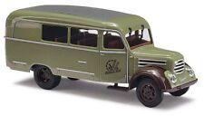 Busch 51861 Robur GARANT K 30 Furgoneta,Dorada Espiga,H0 modelo 1:87