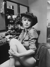 "'BACKSTAGE FAITHFULL' 1974 Original 12x16"" Silver Gelatin Darkroom Photograph"