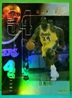 Shaquille O'Neal card 99-00 SPx #36