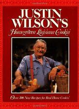 Justin Wilsons Homegrown Louisiana Cookin