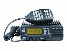 75W ICOM VHF TRANSCEIVER RADIO + ANTENNA/MAGNETIC BASE FOR MOBILE USE NEW