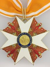Imperial German Germany Prussian Order of Red Eagle Grand Cross medal no  swords