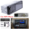 4.1In 1Din Full HD Touch Car Stereo FM Radio BT 2USB Aux Mirror Link MP5 Player