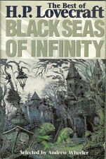 THE BEST OF H.P. LOVECRAFT THE BLACK SEAS OF INFINITY SFBC EDITION FINE/VF OOP