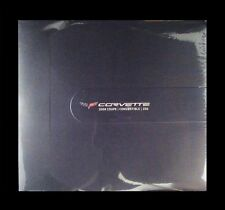 2008 CONVERTIBLE CORVETTE LS3 - DEALER BOOK BROCHURE - Z51 CHEVROLET: SEALED SET