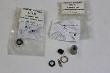 2x Neu Original Peugeot Citroen Ventil Reifendrucksensor Rep Satz Kit 5412.03