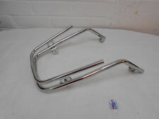 Vespa PX PE LML Front Mudguard Embelisher Trim Bumper In Chrome
