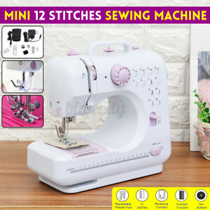 Upgraded Electric Sewing Machine Mini Multi-Function Portable Desktop Home Kit