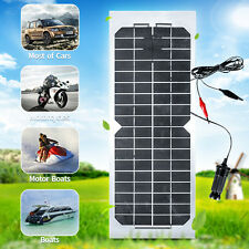 "19.2 ""*7"" Flexible Transparent Semi Mono Solar Panel With High-efficient Cell"