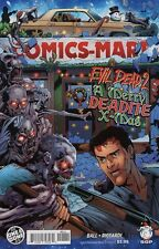 Evil Dead 2 A Merry Deadite X-Mas Regular Edition Cover SGP Comics