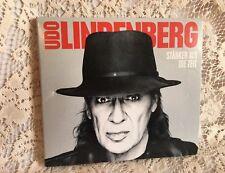 Stärker Als die Zeit by Udo Lindenberg CD May 2016 German Rock Singer Rockstar