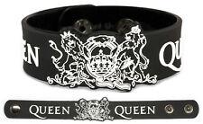 Queen wristband rubber bracelet