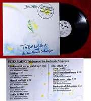LP Peter Maffay: Tabaluga und das leuchtende Schweigen - Sonderausgabe - 1986