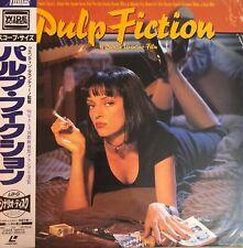 LASERDISC JAPAN + OBI - PULP FICTION - ASLF-5051 - NTSC