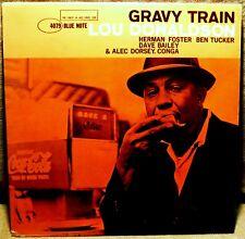 BLUE NOTE JAZZ LP: SLEEVE ONLY LOU DONALDSON GRAVY TRAIN BLUE NOTE 4079 NO DISC